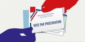 Elections – Procurations